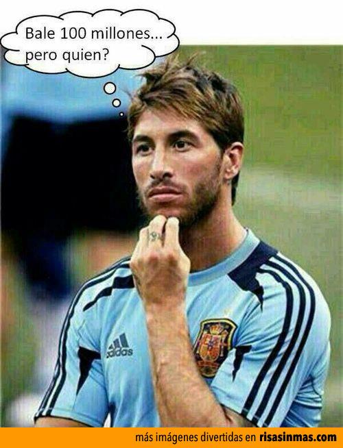 Bale 100 millones