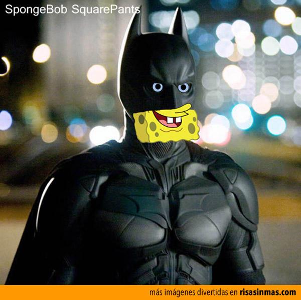 Bob Esponja será el nuevo Batman