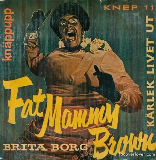 Las mejores portadas de discos: Fat Mammy Brown