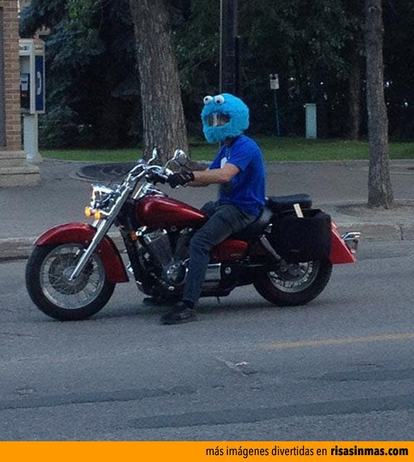 Casco de moto de Triky