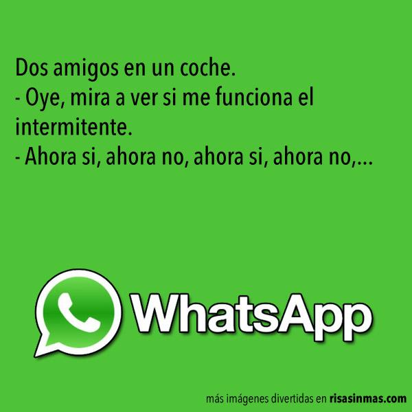Chistes de WhatsApp: Amigos