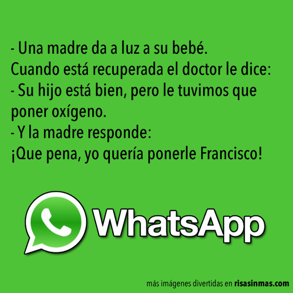 Chistes de WhatsApp: Cosas de médicos