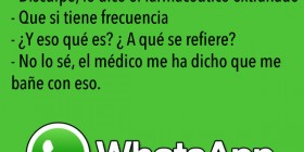 Chistes de WhatsApp: Farmacias