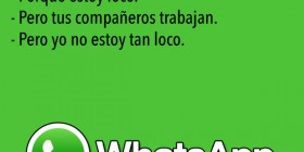 Chistes de WhatsApp: Locos