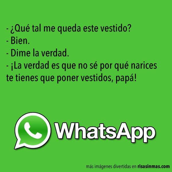 Chistes de WhatsApp: Padres