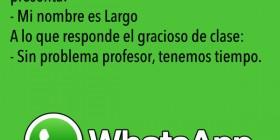 Chistes de WhatsApp: Profesores