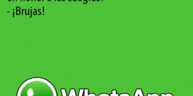 Chistes de WhatsApp: Suegras