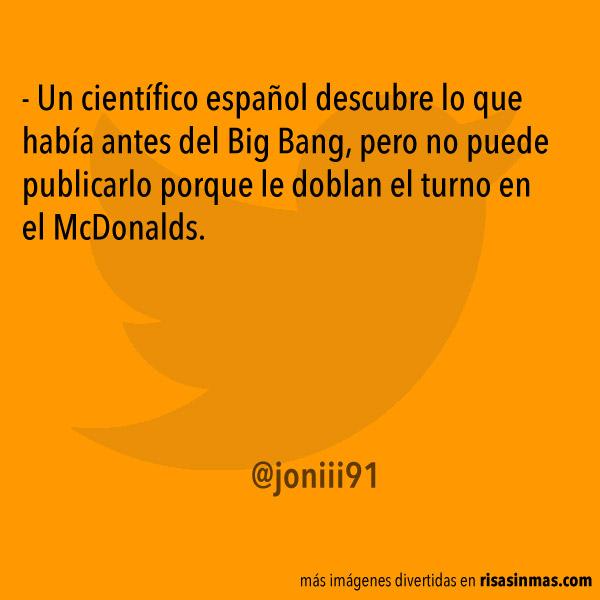 Científicos españoles