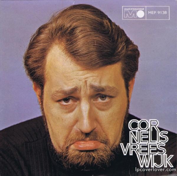 Las mejores portadas de discos: Cornelis Vreeswijk