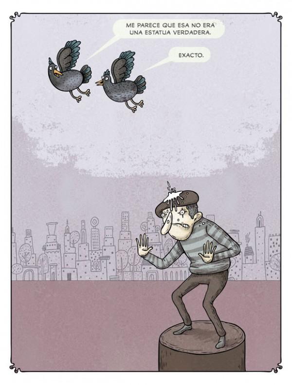 Cosas de palomas
