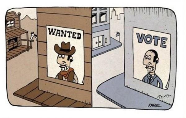 Evolución de los criminales