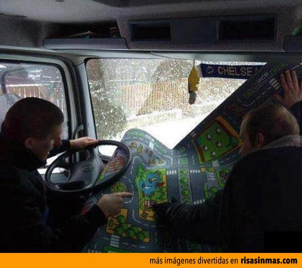 Cuando falla el iOS 6 Maps o Google Maps