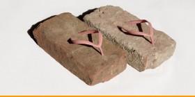 Descubren unas chancletas del neolítico