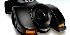 El Batmobile versión Cars