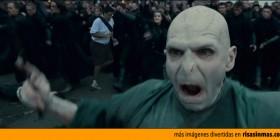 El arruina fotos también aparece en Harry Potter