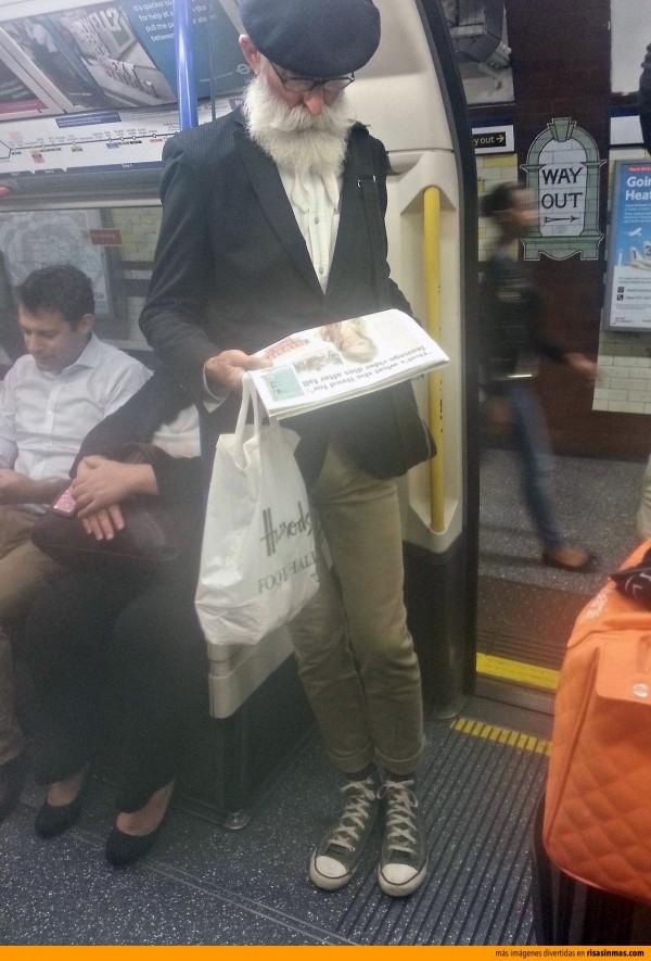 El primer hipster de la historia