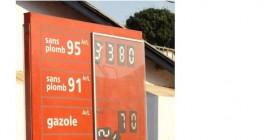 Espectacular caída de los precios del combustible