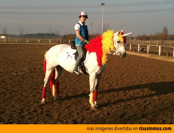 Los unicornios existen