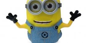 Figura del Minion Dave con sonido