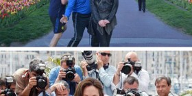 Fotobombas de famosos