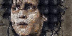 Fotogramas de películas hechas con teclas y botones: Eduardo Manostijeras