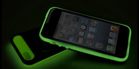 Funda iPhone 5 fluorescente