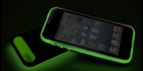 Funda iPhone 5 fluorescente