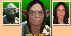 Híbridos humanos: Yoda + Yola Berrocal