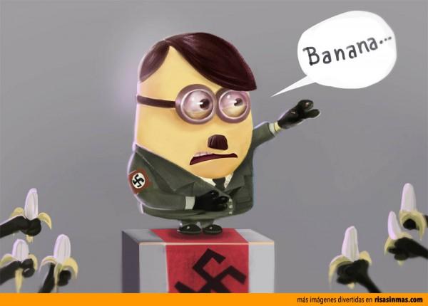 Hitler Minion