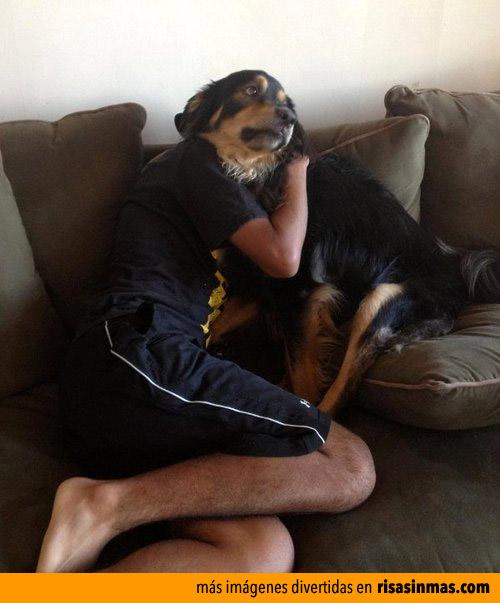 Instantes precisos: Cara de perro