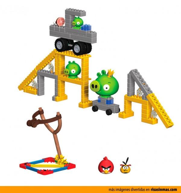 Kit de construcción Angry Birds
