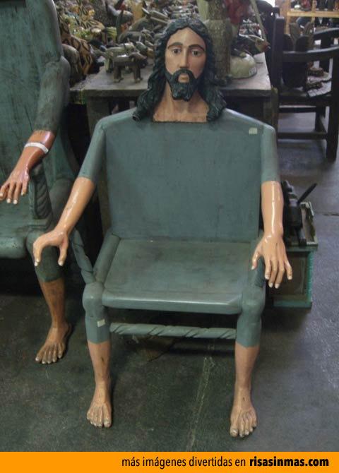 ¿La silla más fea del mundo?