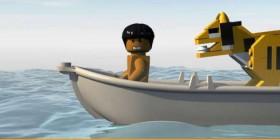 La vida de Pi versión LEGO