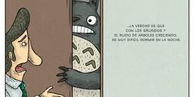 Las desventajas de ser vecino de Totoro
