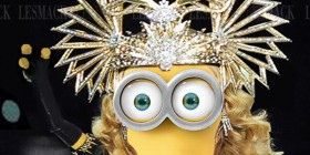 Madonna Minion - Super Bowl 2012