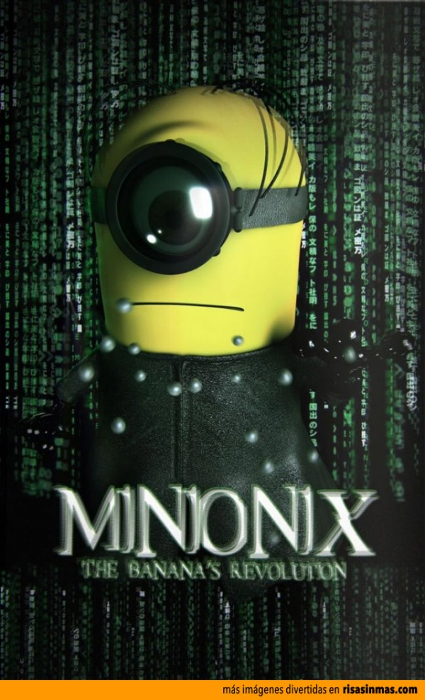 MINIONIX The Banana's revolution