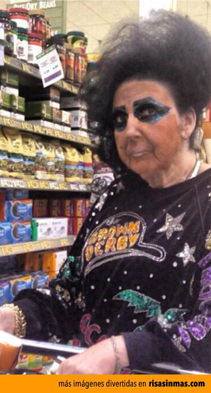Maquillaje discreto para ir de compras