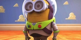 Minion Buzz Lightyear