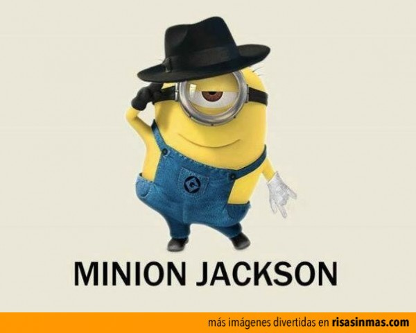 Minion Jackson