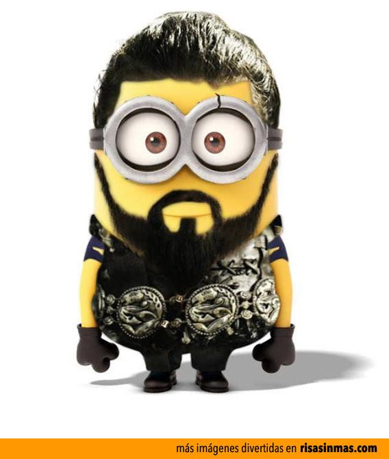 Minion Khal Drogo