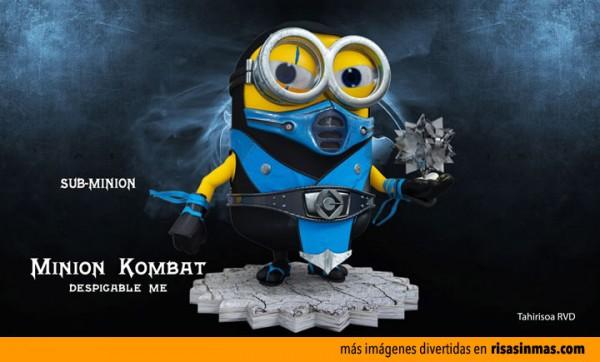 Minion Kombat