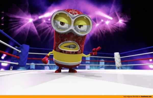 Minion Luchador