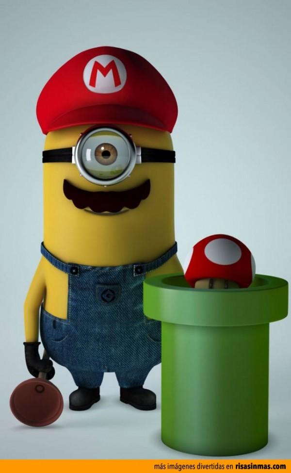 Minion Mario Bros