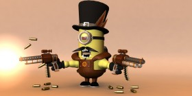 Minion Steampunk