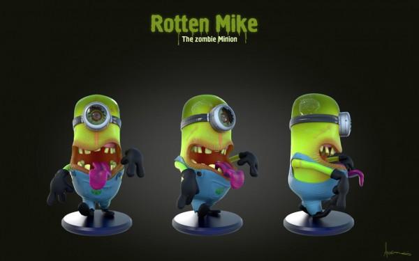 Minion Zombie