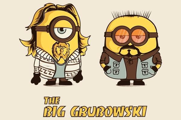 Minion como El gran Lebowski