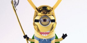 Minion como Loki