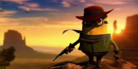 Minion Cowboy