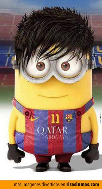Minion de Neymar