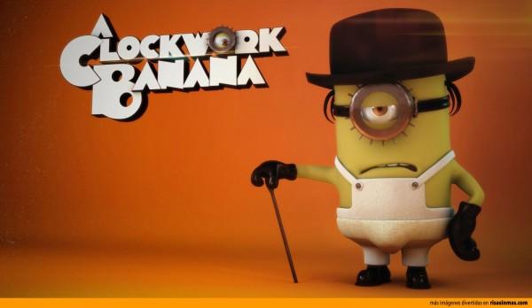 Minions: La banana mecánica